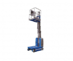 Up to 15' lifting height, 500 lb capacity